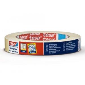tesa® 4323 χαρτοταινία επικάλυψης γενικής χρήσης 50m x 19mm Ταινίες - Χαρτοταινίες