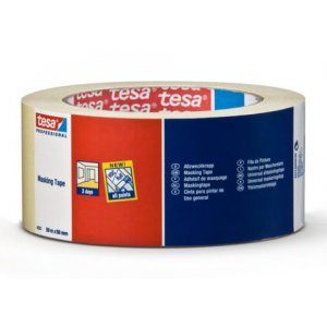 tesa® 4323 χαρτοταινία επικάλυψης γενικής χρήσης 50m x 50mm Ταινίες - Χαρτοταινίες