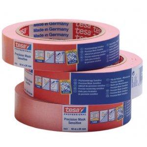 tesa® 4333 χαρτοταινία για ευαίσθητες επιφάνειες 50m x 30mm Ταινίες - Χαρτοταινίες