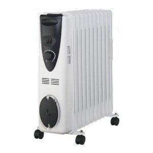 Καλοριφέρ λαδιού 2500 Watt 11 φέτες UNIMAC Θέρμανση
