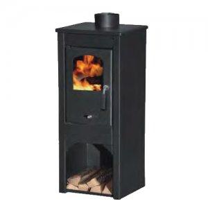 Σόμπα ξύλου 6,5kW SMART 8 PLUS UNIMAC 661231 Θέρμανση