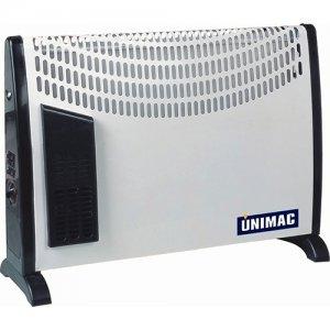 Θερμοπομπός 2000W με ανεμιστήρα CH03-B TURBO UNIMAC