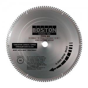 BOSTON BW-18042 ΔΙΣΚΟΣ ΚΟΠΗΣ ΞΥΛΟΥ Φ180/30 Ζ42 - 48170