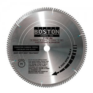 BOSTON BA-25080 ΔΙΣΚΟΣ ΚΟΠΗΣ ΑΛΟΥΜΙΝΙΟΥ Φ250/30 Ζ80 - 48178