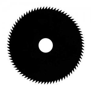 KRAFT: ΔΙΣΚΟΣ 80/255/25.4/1.8mm