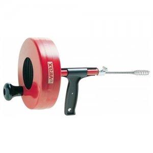 Αποφρακτήρας χειρός με τύμπανο 290600 VIRAX | Διάφορες Εργασίες - Υδραυλικά | karaiskostools.gr